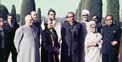 Indira-Gandhi-Sheikh-Mujibur-Rahman