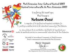Plaque-Award-Nelson-Osse
